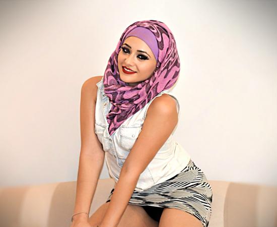 Arab Muslim Tiny Pornstar Fine Body Cam Flash 1