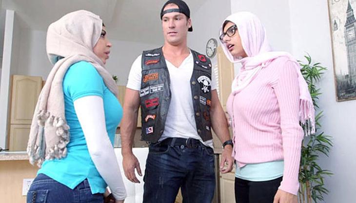 Porm hijab ARAB PORN